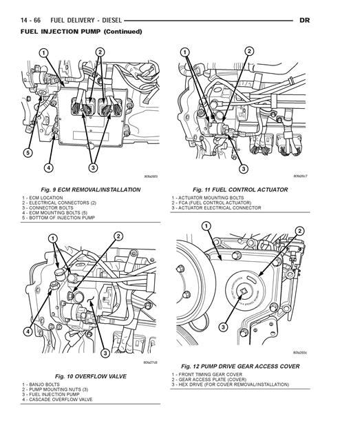 T Amp C Diesel Performance Duramax Cp3 Install